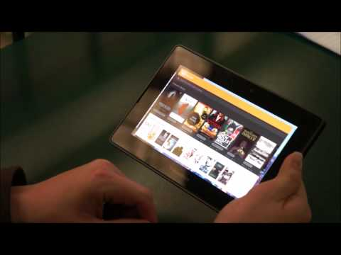 Blackberry playbook review (in 2015)