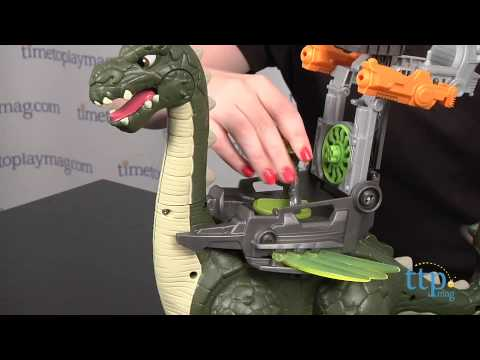 Imaginext Mega Apatosaurus from Fisher-Price