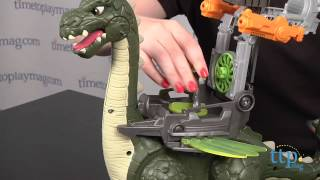 Gambar cover Imaginext Mega Apatosaurus from Fisher-Price