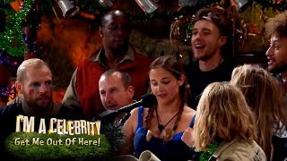 The Jungle Arms Brings Out the Celebs' Brightside | I'm a Celebrity... Get Me Out of Here!
