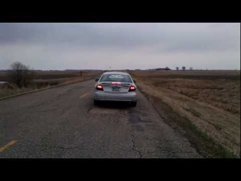 Ford Taurus rev and launch