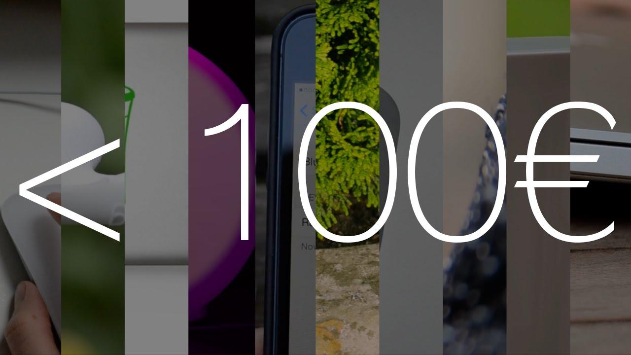 Technik geschenke bis 100�
