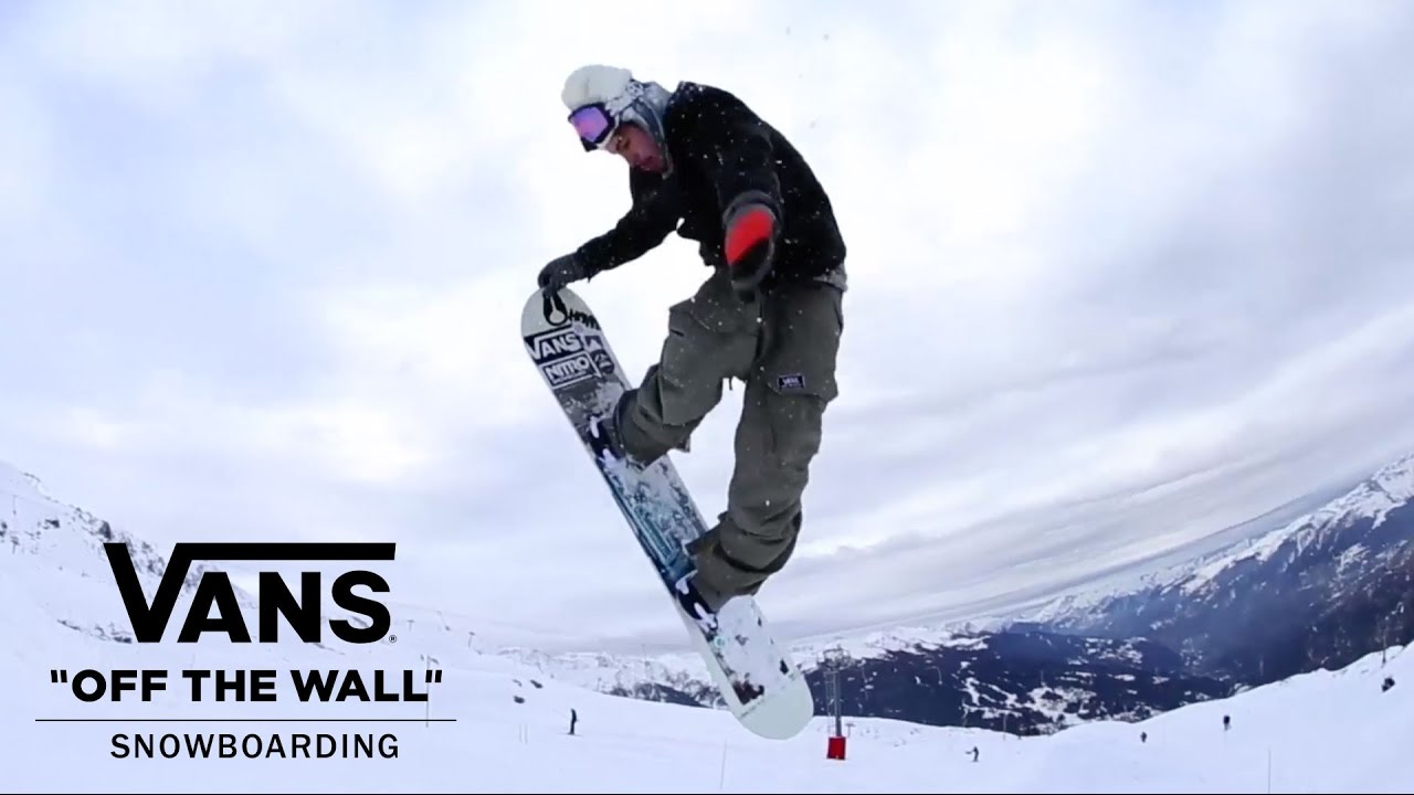 vans snowboard