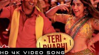 Teri Bhabhi - Coolie No.1| Varun Dhawan, Sara Ali Khan | Javed - Mohsin Ft. Dev N & Neha K | Danish