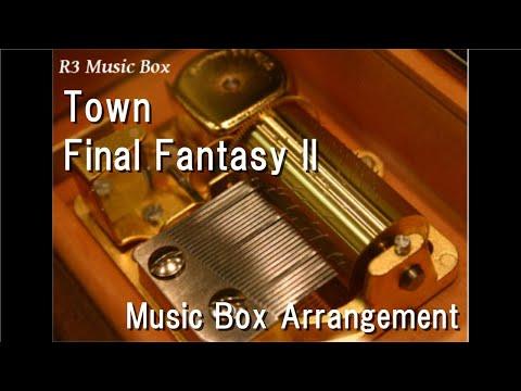 TownFinal Fantasy II  Box