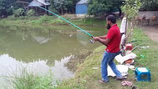 Мега Рибалка рої Риб, один на один