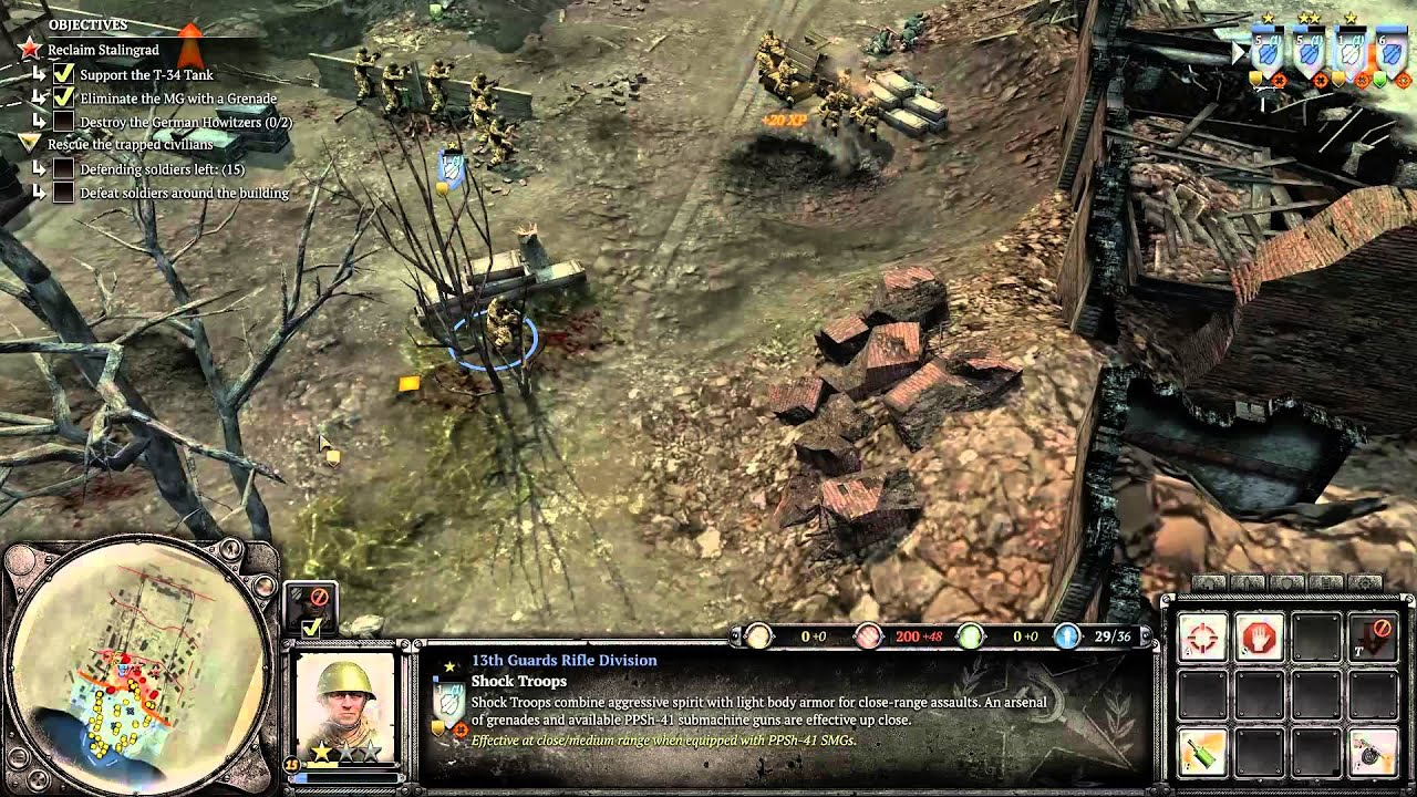 Age Gate | Company of Heroes