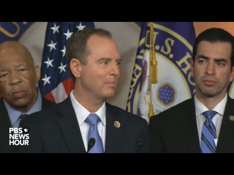 WATCH LIVE: House Democrats hold news conference on Comey memo