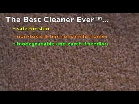 How to Remove Sticky Sticker or Tape Residue from Carpet --Safely!