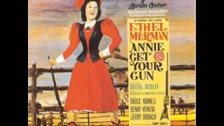 Anything you can do - Ethel Merman