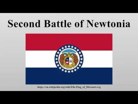 Second Battle of Newtonia