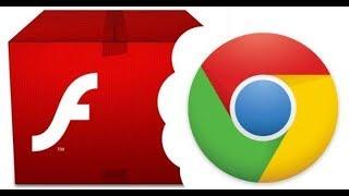 Запустить Flash Player в Chrome при просмотре фильма