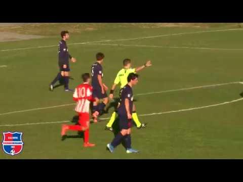 Virtus Ciserano Bergamo-Caravaggio 1-2, 20° giornata girone B Serie D 2019/2020