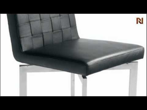 Constantine Dining Chair chocolate HGTA152 by Nuevo