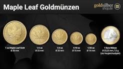 Vor- und Nachteile der Maple Leaf Münzen