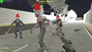 Counter-Strike: Zombie Escape Mod - ze_Qcyo_Final on Brotherhood