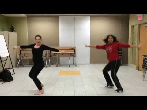Week 3 - Darling Dambakku Choreography by Suna Shanmugaraj ft Beth Vrantsidis