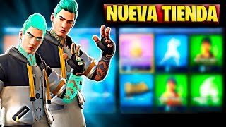 FORTNITE'S NEW STORE TODAY JUNE 21ST NEW SKIN BY FULGOR AND RAYO CREPUSCULAR