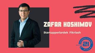 Zafar Hoshimovning \