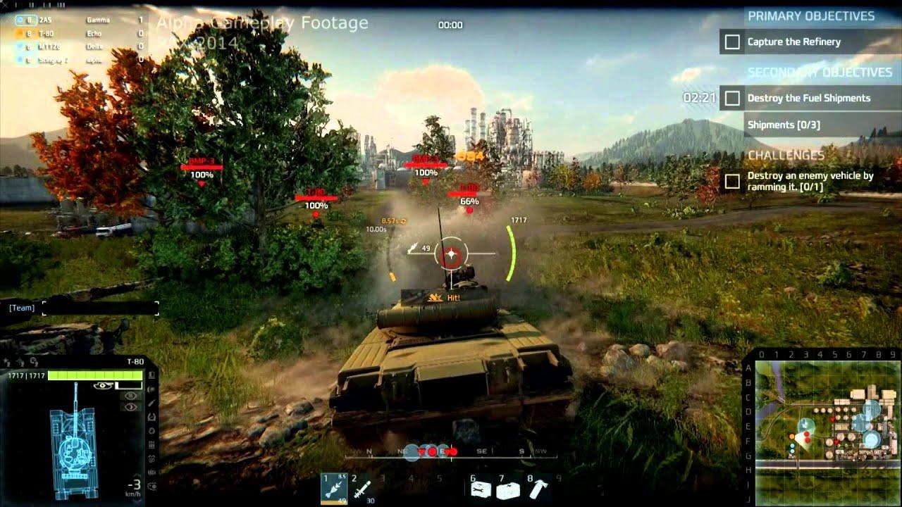 Free Pc Wallpaper 3d Armored Warfare Pax World Premier Public Gameplay