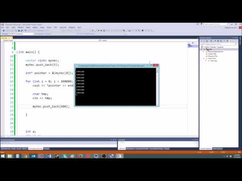 C++/Game Tutorial 33: Pointer Pitfalls and Coding Style!