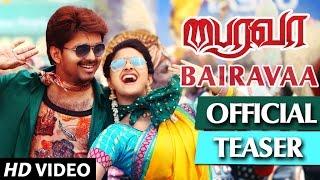 Download Hindi Video Songs - Bairavaa Official Teaser || Vijay, Keerthi Suresh || Bharhathan || Santhosh Narayanan
