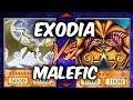 EXODIA VS MALEFICS (Yugioh Competitive Duel)