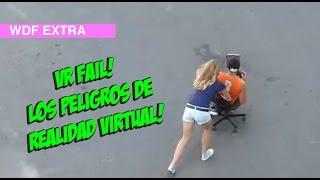Los Peligros de Realidad Virtual! #mox #whatdafaqshow