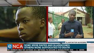 The two accused in the Vlakfontein murders are expected back in court today