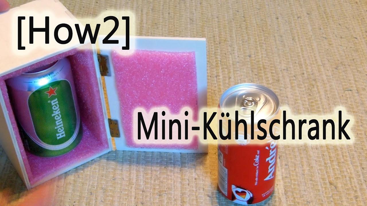 Mini Kühlschrank Diy : How mini kühlschrank selbst gebaut youtube