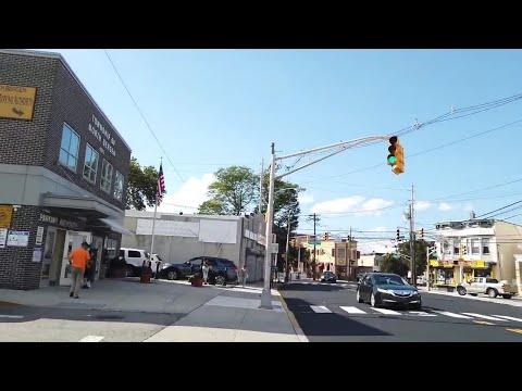 North Bergen, New Jersey, United States walk tour   New Durham area