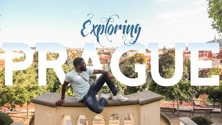 The Search For The Prague Castle   Travel Vlog Ep.2