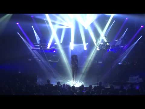 Simple Minds - Speed Your Love Electro / Neon Lights live in Riga 26.01.2014