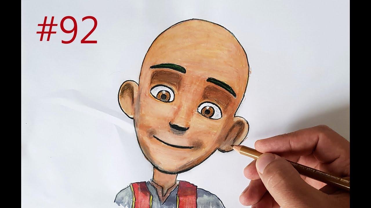 Keloğlan çizimi Karakter çizimi Keloğlan Boyama Character