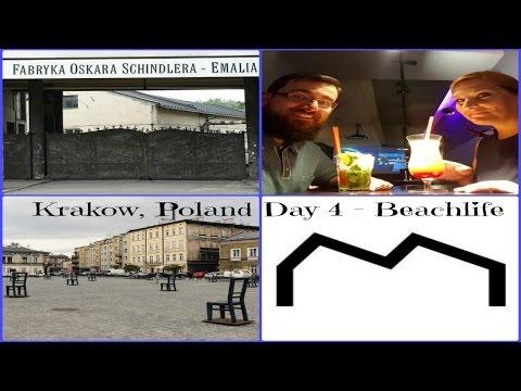 Poland Day 4 - Ghetto Heroes Square, Schindler's Factory & Mocak - Beachlife