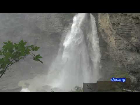 Рейхенбахский водопад Швейцария