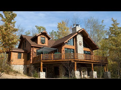 Log Siding, Knotty Pine Paneling, Tiny Cabins   WoodHaven