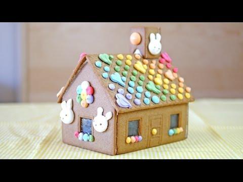 Bunny Rainbow Hexenhaus
