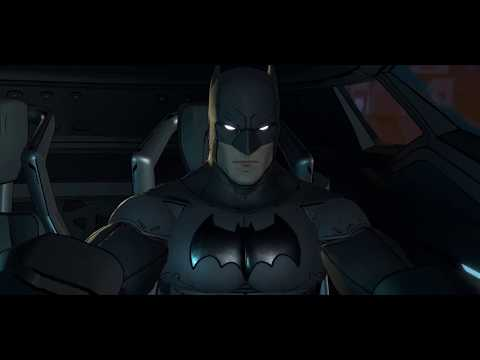 Batman The Telltale Series(23) - Can't Be In Two Places At Once