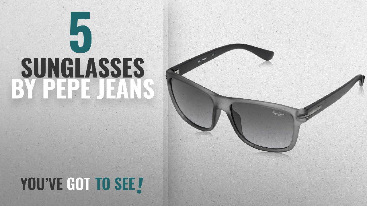 f07657c6cea Top 10 Pepe Jeans Sunglasses  2018   Pepe Jeans UV Protected ...