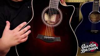 Taylor 716ce Acoustic Electric Guitar | Taylor Guitars @ Austin Bazaar