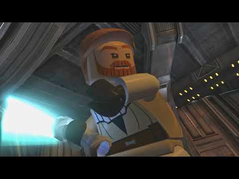 Lego Star Wars III Clone Wars Gameplay |
