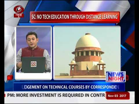 Supreme Court says NO to technical courses via correspondence