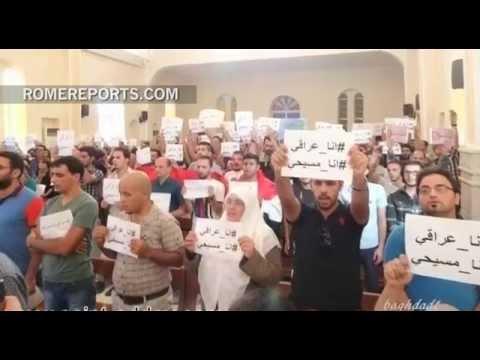 Iraqi Muslims back social media campaign against discrimination of Christians | World