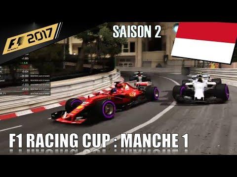 F1 Racing Cup - Saison 2 - Grand Prix de Monaco #1