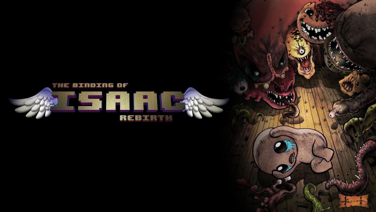 The Binding of Isaac: Rebirth - Gameplay iOS (iPhone / iPad) par KickMyGeek