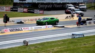 Huffer/Vengeance Camaro SS 9.3 @ 154