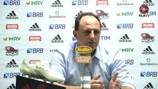 Coletiva de imprensa   Athletico-PR x Flamengo