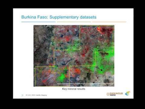 Spectral analysis for geological applications
