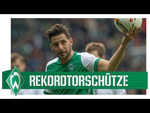 101 Tore für die Ewigkeit! | Claudio Pizarro